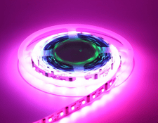 240V LED Strip Lights