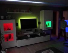 LED Strip Lights for TV Screens