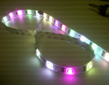 Adhesive LED Strip Lights