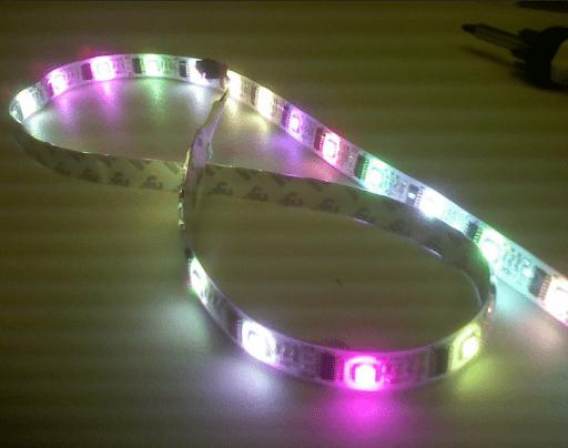 Adhesive LED Strip Lights