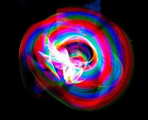 Multicoloured LED Strip Lights